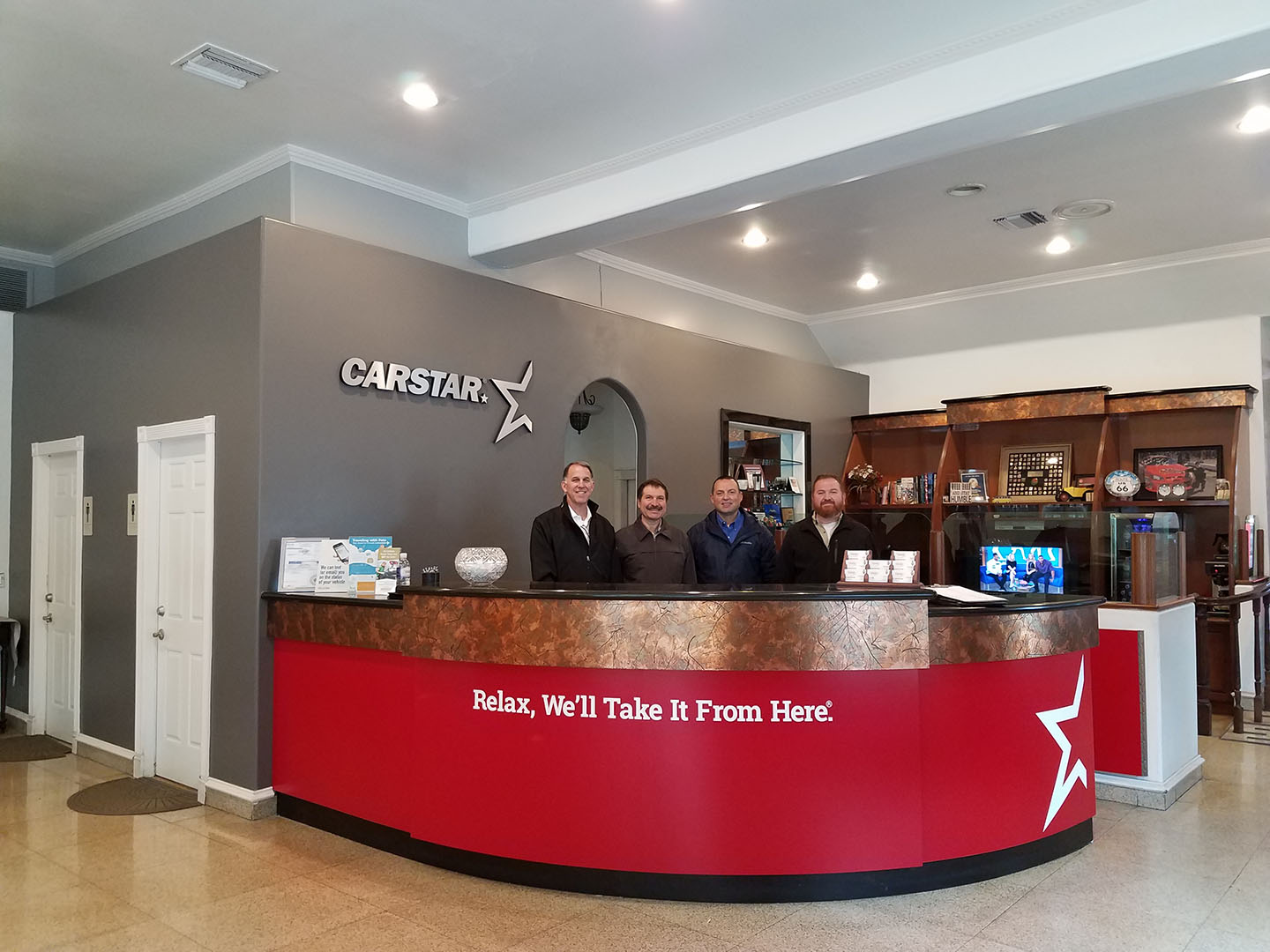 CARSTAR Douglas Auto Body Ownership Team