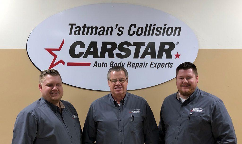 CARSTAR Tatmans Franchise Partners - Chris, Tim and Matt