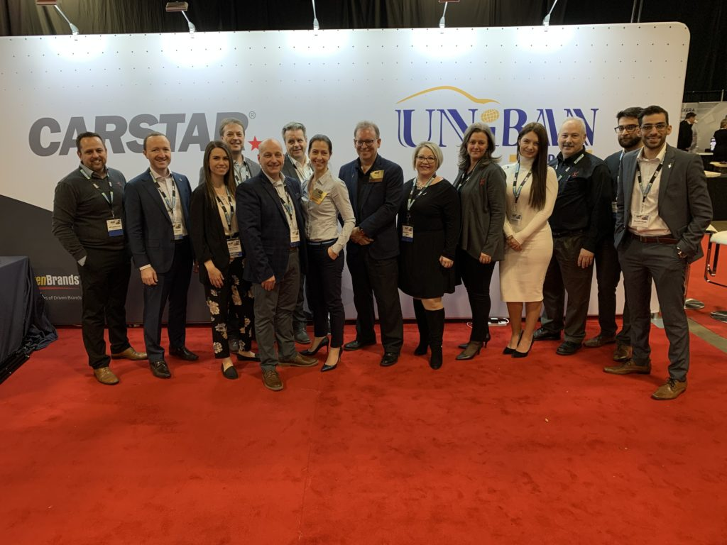 CARSTAR and Uniban Team Members